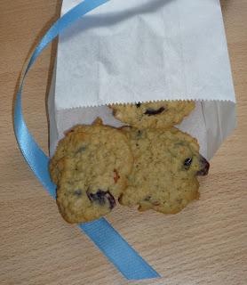 Rezept Cranberry-Cookies