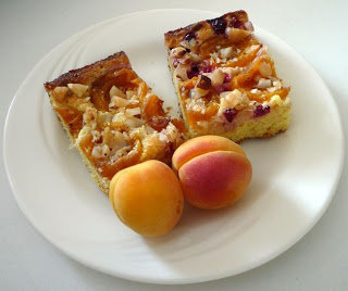 Apricosen-Pecanuss-Kuchen