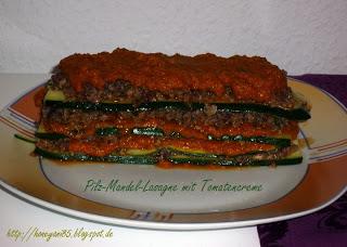 Erfahrungsbericht für die Vegan for fit Challenge von Attila Hildmann Pilz-Mandel-Lasagne