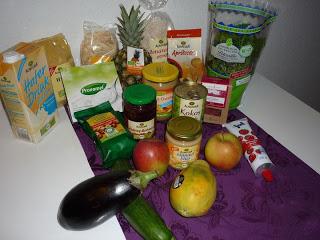 Erfahrungsbericht für die Vegan for fit Challenge von Attila Hildmann Vorrat für vegan for fit