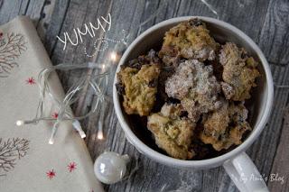 Weihnachtsbäckerei - Weihnachtsrezept Stollenkonfekt zum Backen