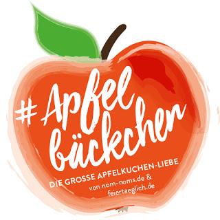 #Apfelbäckchen - große Apfelkuchen-Liebe