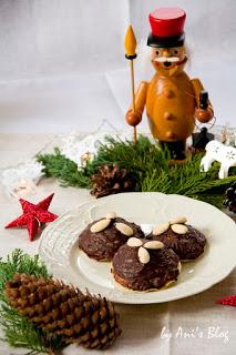 saftige und weiche Elisenlebkuchen zu Weihnachten