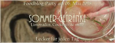 Foodblog Party Sommer-Getränke Lecker für jeden Tag