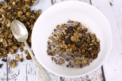 Schoko-Crunch Granola