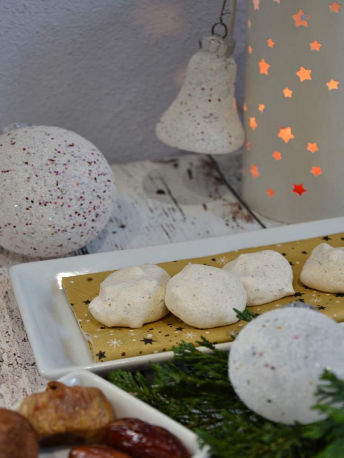 fruchtige Makronen - Abwechslung bei den Weihnachtsplätzchen Rezepten