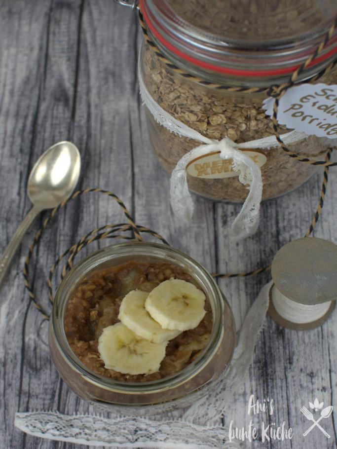 Porridge to go - ein tolles Weihnachtsgeschenk