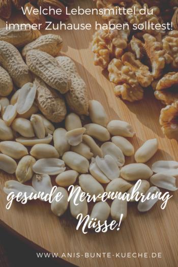 Nüsse und Kerne sind gesunde Nervennahrung
