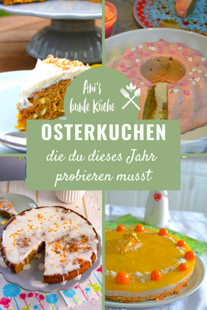 Osterkuchen backen