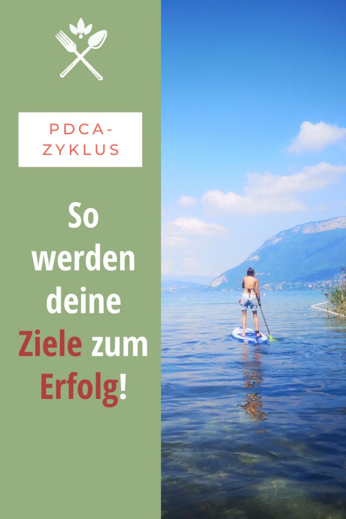 PDCA-Zyklus so werden deine Ziele zum Erfolg