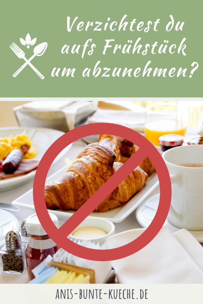 Frühstück auslassen zum Abnehmen?