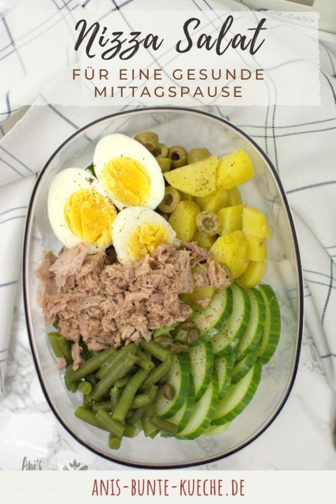 Nizza Salat - für eine gesunde Mittagpause