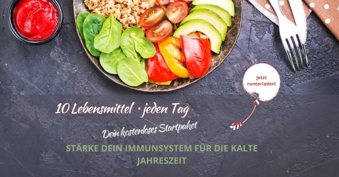 10 am Tag Lebensmittel Startpaket zum Download