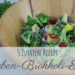 fruchtiger Brokkoli Salat mit Joghurtdressing