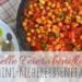 schnelle Zucchini-Kichererbsen-Pfanne - Feierabendküche